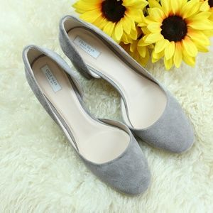 Cole Haan Laree Grand OS Half D'Orsay Pumps Taupe